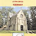Un nouveau livre sur le <b>Cimetière</b> des <b>Martyrs</b>