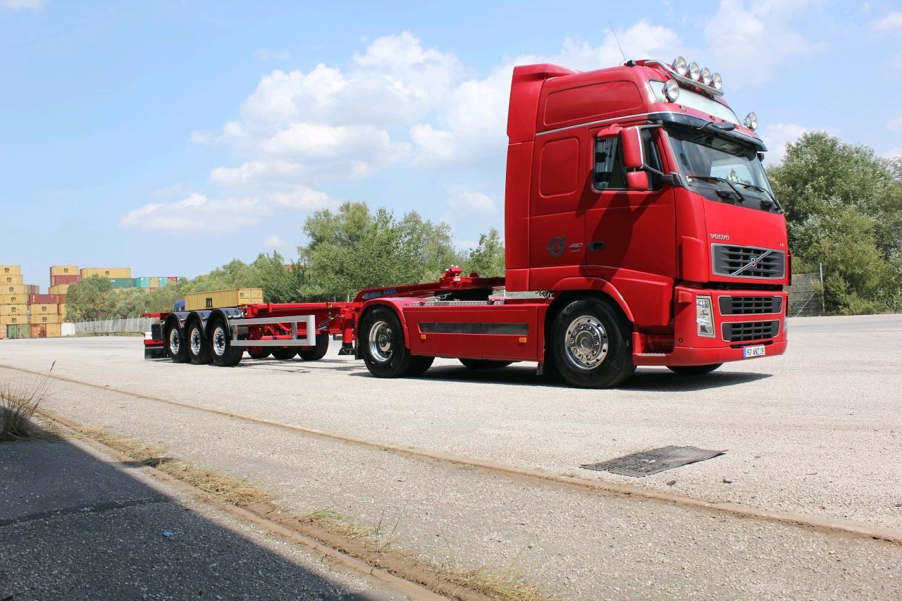 le gros camion