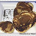 Pancakes banane-chia