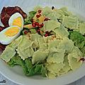 <b>Salade</b> de ravioles
