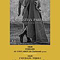 Communiqué de la Peña <b>Christian</b> Parejo