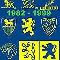 PEUGEOT LA MARQUE DU LION 1983/1999