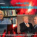 Selon Noam Chomsky, l'ingérence dans la politique américaine vient surtout d'Israël et non de Russie