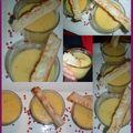 Du jaune..pour une soupe au maïs...