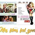 Inspiration du jour : films feel good