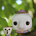 [<b>FUNKO</b> <b>POP</b> !] Miss Samovar et Zip