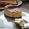 Cheesecake « l'original »