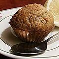 Muffins citron-graines de pavot