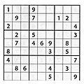 Sudoku #juin, c'est l'été