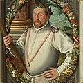 Exhibition marks the 450th anniversary of the accession of the Habsburg Archduke <b>Ferdinand</b> II of Tyrol