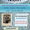NIORT- RENCONTRES INTERNATIONALES DES <b>ARTS</b> DU <b>FIL</b>