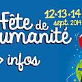 <b>Fête</b> de <b>l</b>'<b>Humanité</b> :12, 13, 14 septembre 2014 « La diffusion est un acte politique avant tout »