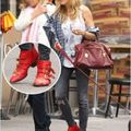 Les mêmes boots Chloé que <b>Sienna</b> <b>Miller</b>