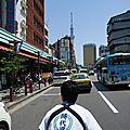 Tokyo - Ballade en Rickshaw