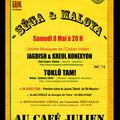 Soirée musique de l'ocean indien au café julien - marseille -