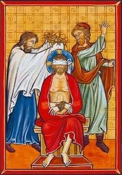 13- Le couronnement d'épines