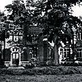 Trelon - le préventorium - château de la huda