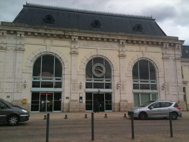 Auxerre St-Gervais (Yonne)