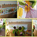 Atelier peinture au rpam