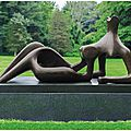 Rare Henry Moore Masterpiece Reclining Figure: Festival to Lead Sculpture Section of Christie's 250th Anniversary Sale