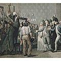 La journée du 20 juin 1792