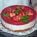 Miroir aux fraises