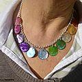 Le collier personnalisé de Mme. P.