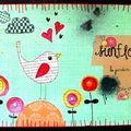 Cricri sketch Juin 2010 des Poulettes