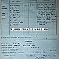 54 - maggiani francis - album n°231