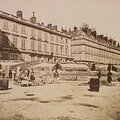 barricade rue ST. Florentin 1871