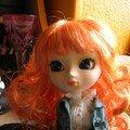 Miyu portrait de ma chérie !!