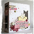 December daily: en attendant noël