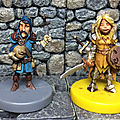 Vast : les figurines