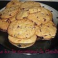 Cookies très croustillants...