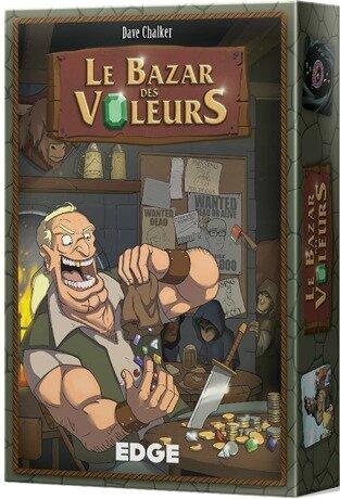 Boutique jeux de société - Pontivy - morbihan - ludis factory - Bazar des voleurs