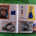 zout cyclo motard