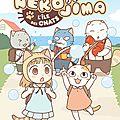 Nekojima : l'île des chats