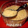 Crème pralinée ou comment retrouver la saveur de mont blanc
