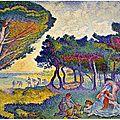 Elisée reclus et les néo-impressionnistes
