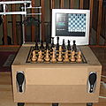 CHESS ROBOT DIY ( blog de franck )