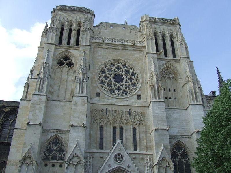 Bordeaux - Cathédrale Saint-André