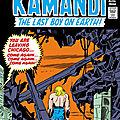 Kamandi the last boy on earth