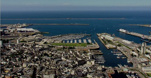 cherbourg-france