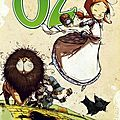 En stock !The wonderful wizard of Oz <b>Hardcover</b>