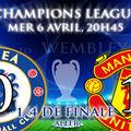 Chelsea 0 - 1 man utd (cl)