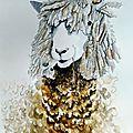<b>Aquarelle</b> : Le bestiaire <b>d</b>'Eve s'agrandit avec talent