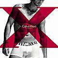 Fernando Verdasco pour Calvin Klein
