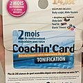 Carte cadeau <b>DOMYOS</b> COACHIN'CARD