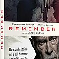 Remember: Atom Egoyan de retour en force