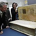 le Codex Gigas,